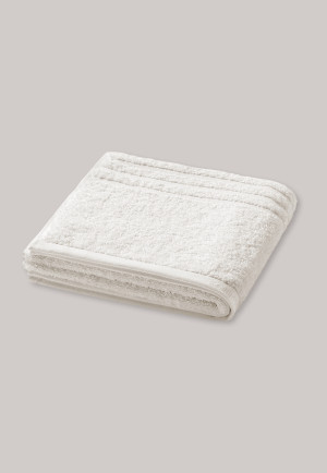 Hand towel fabric off-white 50 x 100 - Home