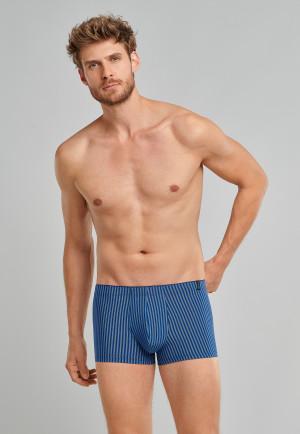 Boxer briefs admiral blue striped - Long Life Soft