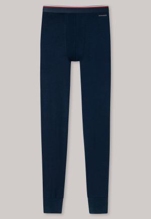 Hose lang Tencel nachtblau - selected! premium inspiration