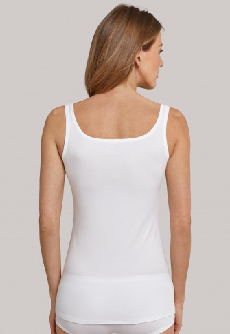 """White strap top from the """"95/5"""" line"""